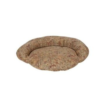 Carolina Pet Company Tapestry Bolster Bed