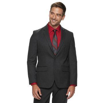 Men's Apt. 9 Charcoal Suit Coat