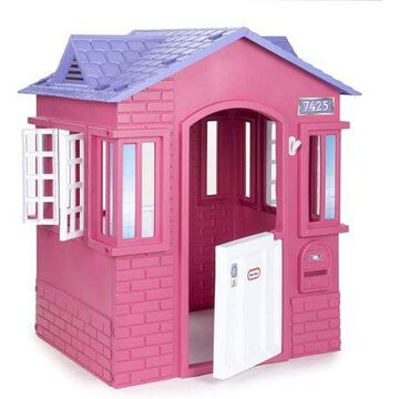 Little Tikes Cape Cottage Princess Playhouse, Pink