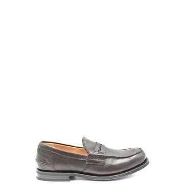 Church's Flat shoes Ebony