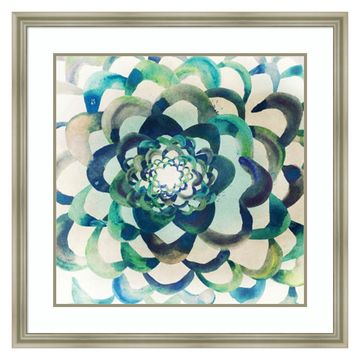 Amanti Art Lotus Framed Wall Art