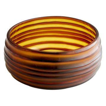 Cyan Design Large Tootsie Bowl, Brown