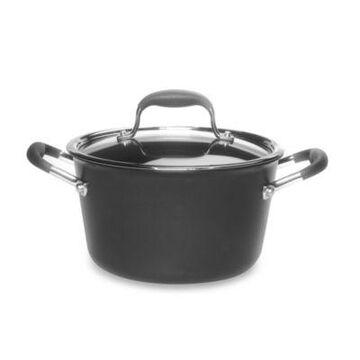 Anolon Advanced 4-1/2-Quart Tapered Sauce Pot