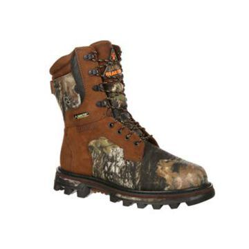 Rocky 9 in. Bearclaw 3D Insulated Hunting Boots, 9275