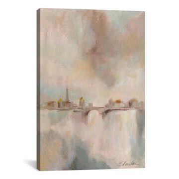 iCanvas Paris Morning Mist I by Silvia Vassileva Gallery-Wrapped Canvas Print - 40