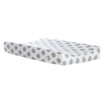 Swizzle Gray Changing Pad Cover