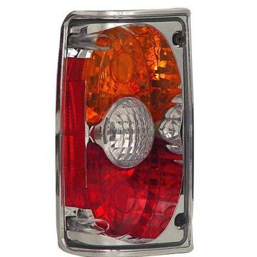 IPCW 89-95 Toyota Toyota Pickup 2/4WD Tail Lamps Crystal Ambr CWT-CE2009CA pair
