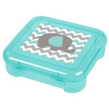 Iris Blue Portable Project Case, 8 Pack
