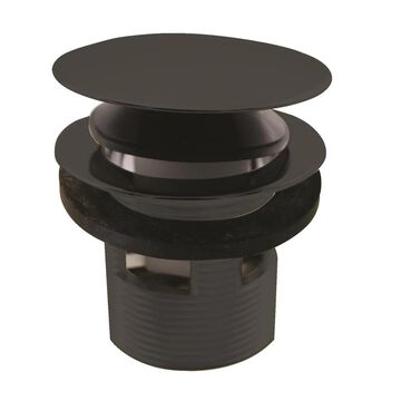 WESTBRASS 1.5-in Foot Lock Closure Assembly in Black   D98R-62