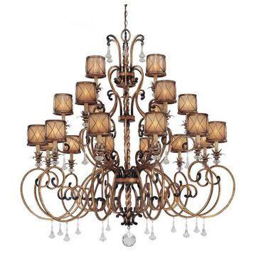 Minka-Lavery Aston Court 21 Light Chandelier 4759-206
