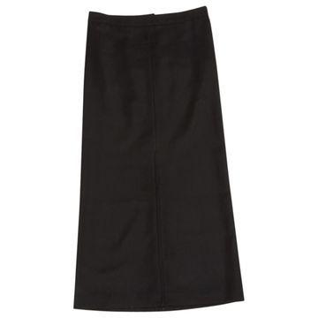 Costume National Black Wool Skirts