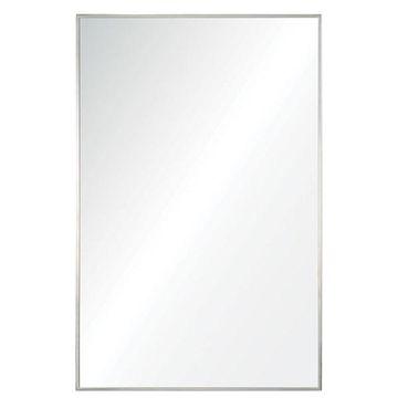 Ren Wil MT1553 Crake 24 Inch x 36 Inch Rectangular Metal Framed Mirror