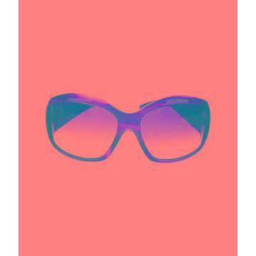 Vanadis Oversize Sunglasses Brown
