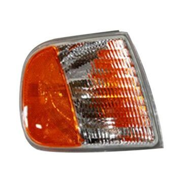 18-3371-61-9 Right Hand Passenger Side Replacement Turn Signal & Corner Light for 1997-2003 Ford Expedition F-150-250