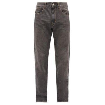 Isabel Marant - Jack Straight-leg Jeans - Mens - Black