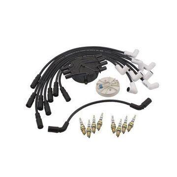 ACCEL TST3 Distributor Cap / Rotor Kit / Spark Plug / Spark Plug Wire Kit