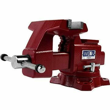 Wilton 28819 5.5 Utility Vise With Swivel Base