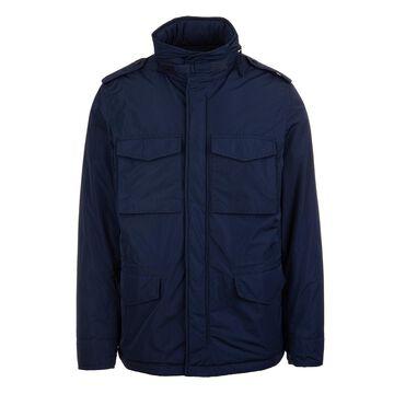 Aspesi Man Night Blue Minifield Jacket