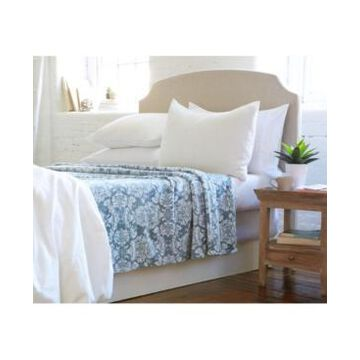 Home Fashions Designs Isabel Collection Ultra Plush Printed Twin Bed Blanket Bedding
