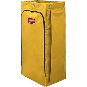 Rubbermaid Commercial 34-gal Janitor Cart Vinyl Bag