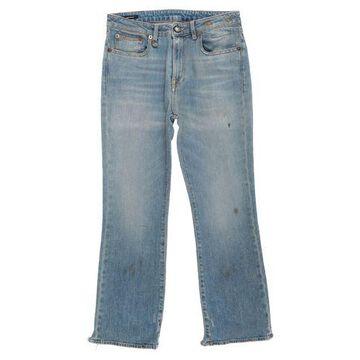 R13 Denim pants