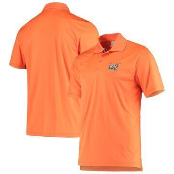Men's Levelwear Orange San Jose Barracuda Helium II Primary Logo Polo