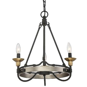 Castle Hill Chandelier by Quoizel