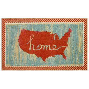 Mohawk Home Americana USA EverStrand Accent Rug