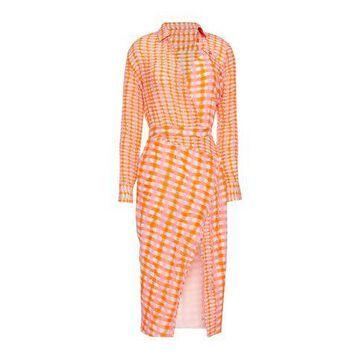 ALTUZARRA Midi dress