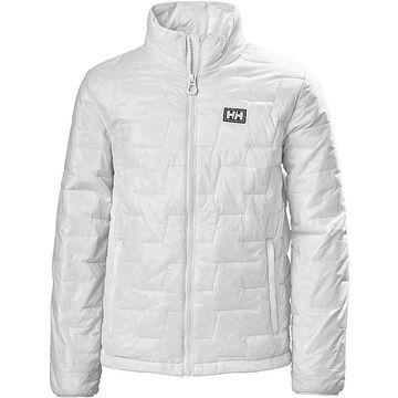 Helly Hansen Juniors' Lifaloft Insulated Jacket - 16 - White
