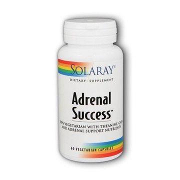Solaray Adrenal Success 60 Vegetarian Capsules