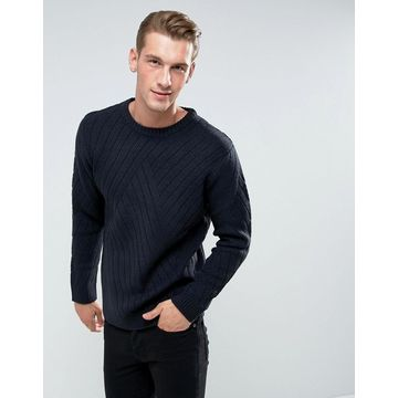 Bellfield Sweater With Rib Texture