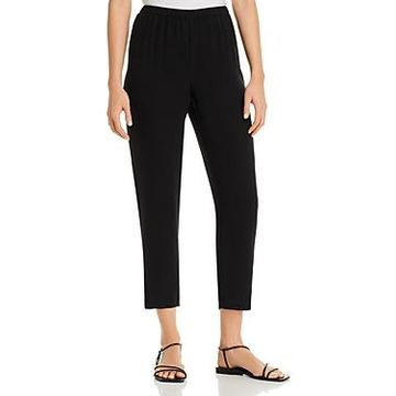 Eileen Fisher System Vented Tapered Pants