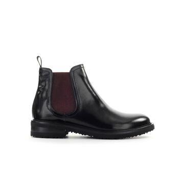 Roberto Festa Garmish Black Leather Chelsea Boot