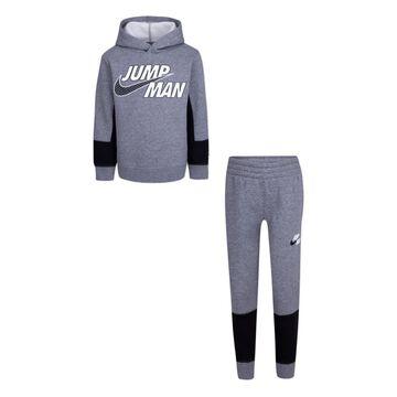 Jordan Toddler Boys Jumpman by Nike Hoodie and Pants, 2 Piece Set