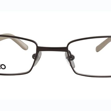 Kenzo KZ 2138 C03 Womenas Glasses Brown Size 51 - Free Lenses - HSA/FSA Insurance - Blue Light Block Available