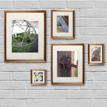 Copper Frame Set By Studio Decor