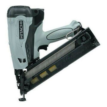 Hitachi 15-Gauge 2-1/2 in. Cordless HXP Li-Ion Angle Finish Nailer NT65GAP9 New
