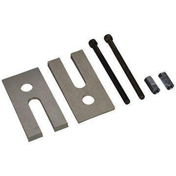 Belltech 4977 Aluminum 4-Degree Pinion Shims - Set of 2