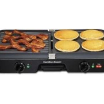 Hamilton Beach Dual Zone Grill and Griddle