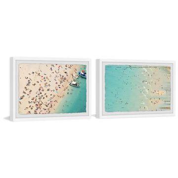 Marmont Hill - Handmade Beaches Diptych
