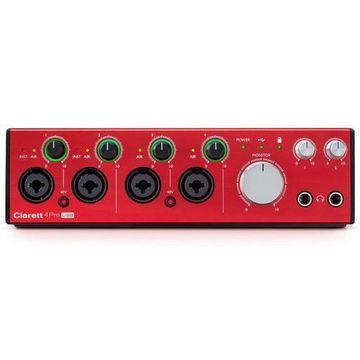 Focusrite Clarett 4Pre USB 18-In/8-Out Audio Interface #CLARETT-4PRE-USB