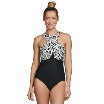 Miraclesuit Purrfectly Posh Embrace One Piece Swimsuit