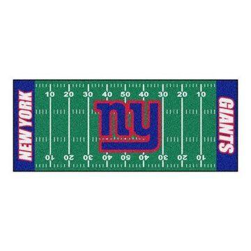 FanMats NFL New York Giants Football Field Runner
