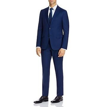 Z Zegna Drop 8 Micro-Houndstooth Slim Fit Suit