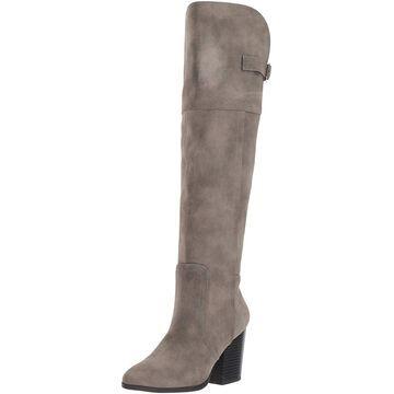 Easy Street Womens maxwell Closed Toe Knee High Fashion