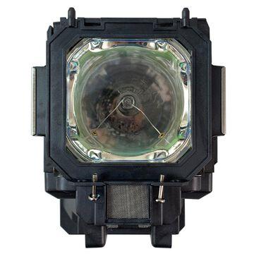 Sanyo 6103358093 Projector Housing with Genuine Original OEM Bulb