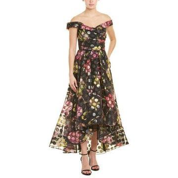 Marchesa Notte Womens Gown