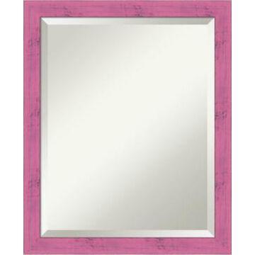 Amanti Art Nero 19x23 Wall Mirror