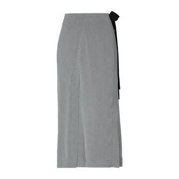 CEDRIC CHARLIER Long skirt